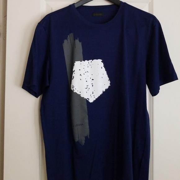37617a51 Z ZEGNA Men T Shirt
